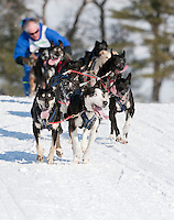 Laconia World Championship Sled Dog Derby February 11, 2011.