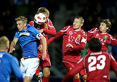20100920 Lyngby Boldklub-FC Nordsjælland Superliga fodbold