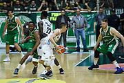 Flaccadori Diego<br /> Sidigas Avellino - Dolomiti Energia Trento<br /> Lega Basket Serie A 2017/2018<br /> PlayOff Quarti Gara 1<br /> Avellino, 13/05/2018<br /> Foto Gennaro Masi / Ciamillo - Castoria