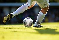 FUSSBALL   1. BUNDESLIGA   SAISON 2013/2014   TESTSPIEL  Gruen-Weiss Firrel - Werder Bremen    05.07.2013 Fussball Allgemein: Abstoss Torwart