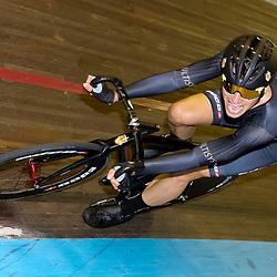 13-12-2015: Wielrennen: NK baanwielrennen: Sloten<br />AMSTERDAM (NED) baanwielrennen   <br />Op het velodrome van Sloten streden de baanwielrenners om de titel op de 50 kilometer; Nick Stopler