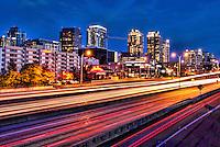 Bellevue Skyline & Interstate 405