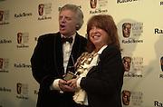 Michael Grade and Lynda la Plante. BAFTA Television Awards, sponsored by the Radio Times, Grosvenor House. London. 13 May 2001. © Copyright Photograph by Dafydd Jones 66 Stockwell Park Rd. London SW9 0DA Tel 020 7733 0108 www.dafjones.com