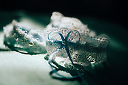 Detail of a wedding garter, Ko Samui, Thailand, Southeast Asia