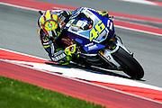 April 19-21, 2013- Valentino Rossi (ITA), Yamaha Factory Racing