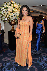 LADY WILNELIA FORSYTH at the Caudwell Children's annual Butterfly Ball held at The Grosvenor House Hotel, Park Lane, London on 15th May 2014.