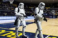 2/23/18 MBB vs. Wofford (Star Wars Night)