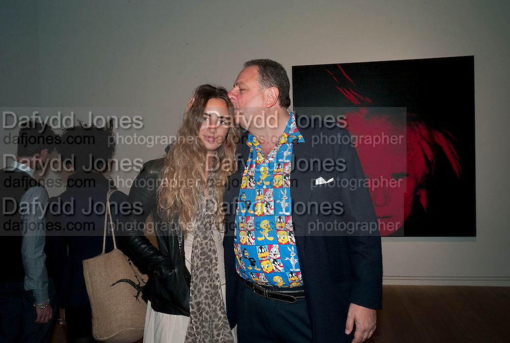 ALEXIA NIEDZIELSKI; JOHNNY PIGOZZI, Pop Life in a Material World. Tate Modern. London. 29 September 2009.