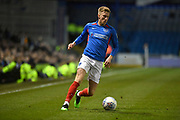 Portsmouth's Ross McCrorie during the EFL Sky Bet League 1 match between Portsmouth and Peterborough United at Fratton Park, Portsmouth, England on 7 December 2019.