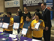 Looscan students won the elementary category.