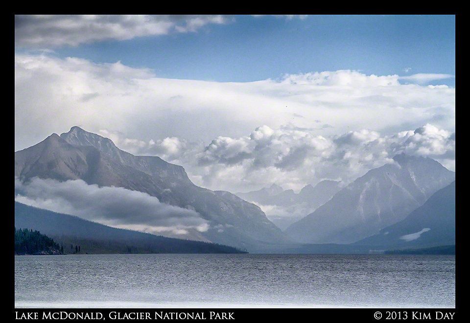 Lake McDonald<br /> Glacier National Park<br /> September 2013