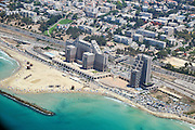Aerial Photography of Haifa, Israel
