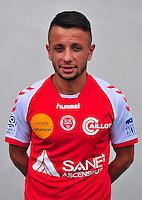 Kamel Fathi GHILAS - 03.10.2013 - Photo officielle Reims - LIgue 1<br /> Photo : Philippe Le Brech / Icon Sport
