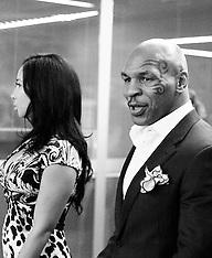 Mike Tyson in Monaco