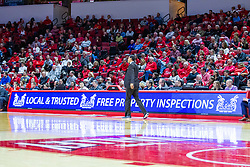NORMAL, IL - January 07:  Dana Ford during a college basketball game between the ISU Redbirds and the University of Missouri State Bears on January 07 2020 at Redbird Arena in Normal, IL. (Photo by Alan Look)