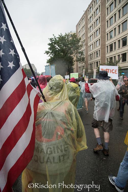 Groups march in Washington DC defending DACA