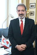 Rocca Francesco, Presidente Croce rossa Italiana,