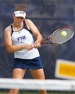 FIU Tennis Vs Columbia 2012