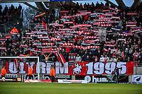 Supporters de Reims - 25.01.2015 - Reims / Lens  - 22eme journee de Ligue1<br /> Photo : Dave Winter / Icon Sport *** Local Caption ***