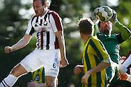 NEMELAER - WILLEM II<br /> Vriendschappelijk duel na afloop van het seizoen<br /> Niek Vossenbelt<br /> Foto : Geert van Erven