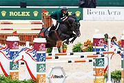 Khaled Abdulaziz Al Eid - Jument Dufee<br /> Alltech FEI World Equestrian Games&trade; 2010 - Kentucky, USA.<br /> &copy; DigiShots