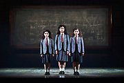 Publicity for national Broadway tour of Matilda