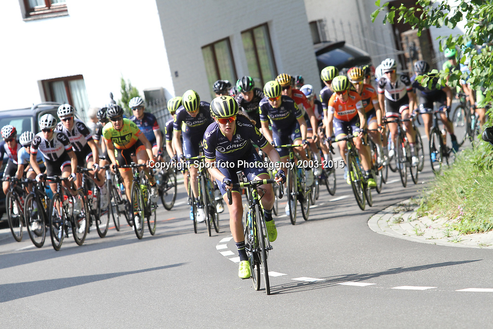 03-09-2017: Wielrennen: Boels Ladies Tour: Sittard: Jessica Allen