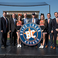 Buies Creek Astro Announcement