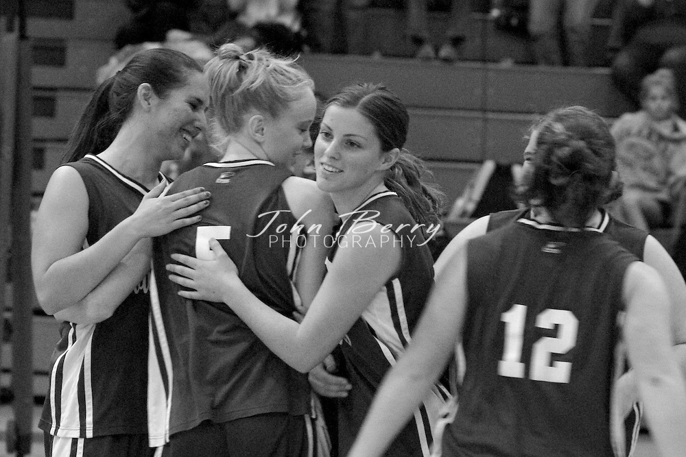 MCHS Varsity Volleyball..Madison (3) vs Clarke (0) ..October 20, 2005..