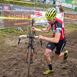 13-10-2019: Cycling: Superprestige Cyclocross: Gieten<br />