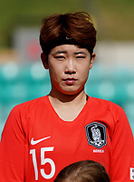 International Women's Friendly Matchs 2019 / <br /> Cup of Nations Tournament 2019 - <br /> Argentina vs South Korea 0-5 ( Leichhardt Oval Stadium - Sidney,Australia ) - <br /> Moon Mira of South Korea