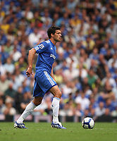 Chelsea's Michael ballack in action<br /> F.A. Barclaycard Premiership. Chelsea v Hull. 15.08.09<br /> Pic By Karl Winter Fotosports International