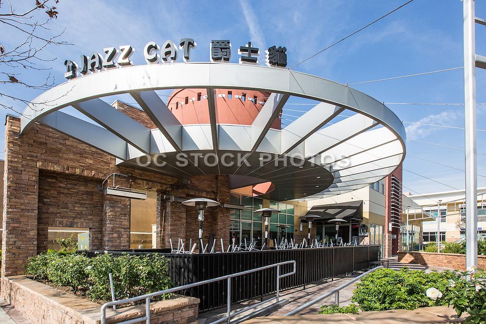 Jazz Cat Restaurant in San Gabriel