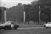 16/09/1967<br /> 09/16/1967<br /> 16 September 1967<br /> Phoenix Park Motor Racing, Kingsway Trophy Race, sponsored by Player and Wills (Ireland) Limited. Image shows D. Wylie's M.G.B. (18).