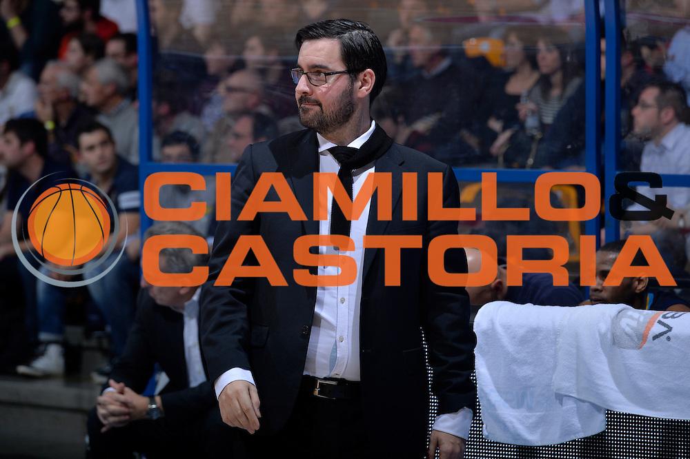 Paolo Lepore<br /> Red October Pallacanestro Cantu - Vanoli Cremona<br /> Lega Basket Serie A 2016/2017<br /> Desio, 27/12/2016<br /> Foto Ciamillo-Castoria