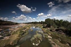 NAMIBIA MALTAHOEHE 19APR14 - Crossing the river Vis, Hardap district, Namibia.<br /> <br /> <br /> <br /> jre/Photo by Jiri Rezac<br /> <br /> <br /> <br /> © Jiri Rezac 2014