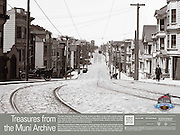 Carl St, looking from Clayton St to Cole St | June 14, 1909