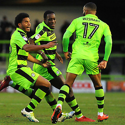 Forest Green Rovers v Port Vale