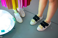 Sneakers at Art Basel Miami 2017
