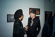 DON LETTS AND PAUL SIMONON, Paul Simonon Ð New Paintings, Thomas Williams Fine Art<br />