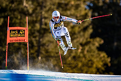 15.12.2016, Saslong, St. Christina, ITA, FIS Ski Weltcup, Groeden, Abfahrt, Herren, 1. Training, im Bild Josef Ferstl (GER) // Josef Ferstl of Germany in action during the 2nd practice run of men's Downhill of FIS Ski Alpine World Cup at the Saslong race course in St. Christina, Italy on 2016/12/15. EXPA Pictures © 2016, PhotoCredit: EXPA/ Johann Groder