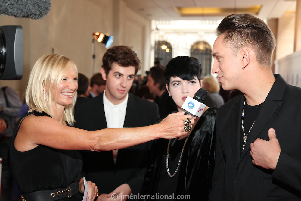 Jo Whiley and The XX