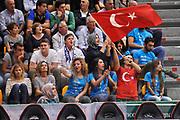 DESCRIZIONE : Eurolega Euroleague 2014/15 Gir.A Dinamo Banco di Sardegna Sassari - Anadolu Efes Istanbul<br /> GIOCATORE : Tifosi Anadolu Efes Istanbul<br /> CATEGORIA : Pubblico Spettatori Tifosi<br /> SQUADRA : Anadolu Efes Istanbul<br /> EVENTO : Eurolega Euroleague 2014/2015<br /> GARA : Dinamo Banco di Sardegna Sassari - Anadolu Efes Istanbul<br /> DATA : 24/10/2014<br /> SPORT : Pallacanestro <br /> AUTORE : Agenzia Ciamillo-Castoria / Luigi Canu<br /> Galleria : Eurolega Euroleague 2014/2015<br /> Fotonotizia : Eurolega Euroleague 2014/15 Gir.A Dinamo Banco di Sardegna Sassari - Anadolu Efes Istanbul<br /> Predefinita :