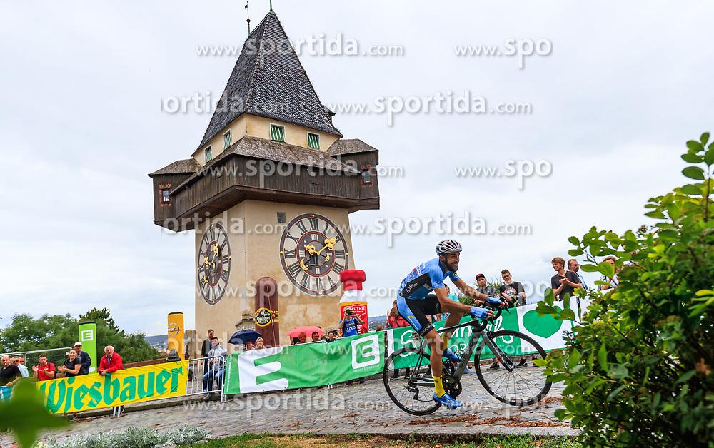 02.07.2017, Graz, AUT, Ö-Tour, Österreich Radrundfahrt 2017, 1. Etappe, Prolog, im Bild Markus Eibegger (AUT, Team Felbermayr Simplon Wels) // during Stage 1, Prolog of 2017 Tour of Austria. Graz, Austria on 2017/07/02. EXPA Pictures © 2017, PhotoCredit: EXPA/ JFK