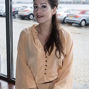 NLD/Amsterdam/20131104 - Lunch genomineerde Musical Awards Gala 2013, Tina de Bruin