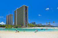 Hilton Lagoon Waikiki Beach