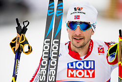 February 24, 2019 - Seefeld In Tirol, AUSTRIA - 190224 Jan Schmid of Norway after the men's nordic combined team sprint during the FIS Nordic World Ski Championships on February 24, 2019 in Seefeld in Tirol..Photo: Vegard Wivestad GrÂ¿tt / BILDBYRN / kod VG / 170297 (Credit Image: © Vegard Wivestad Gr¯Tt/Bildbyran via ZUMA Press)
