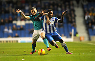 Brighton and Hove Albion v Blackburn Rovers 08/11/2014