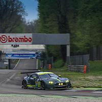#97, Aston Martin Racing, Martin Vantage, driven by, Jonny Adam, Darren Turner, FIA WEC 2017 Prologue, Autodromo Nazionale Monza, 02/04/2017,