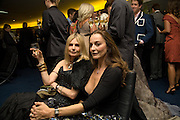 DESIREE ERASMUS; CATHERINE BAILEY. GQ 2008 Men of the Year awards. Royal Opera House. Covent Garden. London. 2 September 2008 *** Local Caption *** -DO NOT ARCHIVE-© Copyright Photograph by Dafydd Jones. 248 Clapham Rd. London SW9 0PZ. Tel 0207 820 0771. www.dafjones.com.